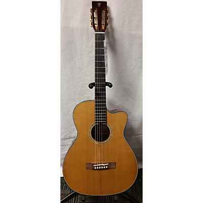 Takamine EF740STT Acoustic Electric Guitar