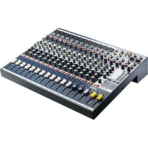 Soundcraft EFX 12-Channel Mixer Condition 1 - Mint
