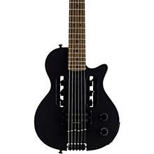 Open BoxTraveler Guitar EG-1 Blackout Electric Travel Guitar