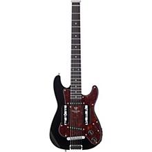 Open BoxTraveler Guitar EG-2 Standard Electric Travel Guitar with Deluxe Gig Bag