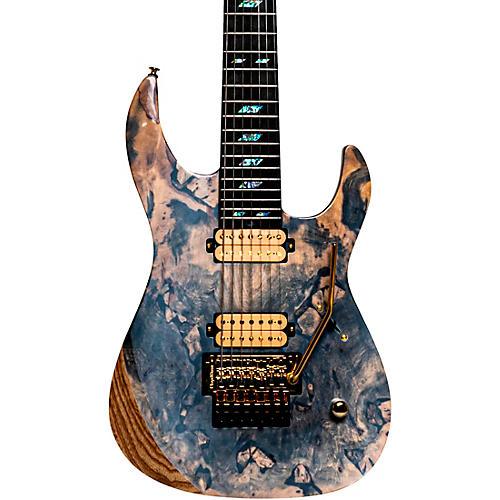 Legator EG-7 Ed Garcia Opus 7-string Floyd Rose Signature Electric Guitar Trans White