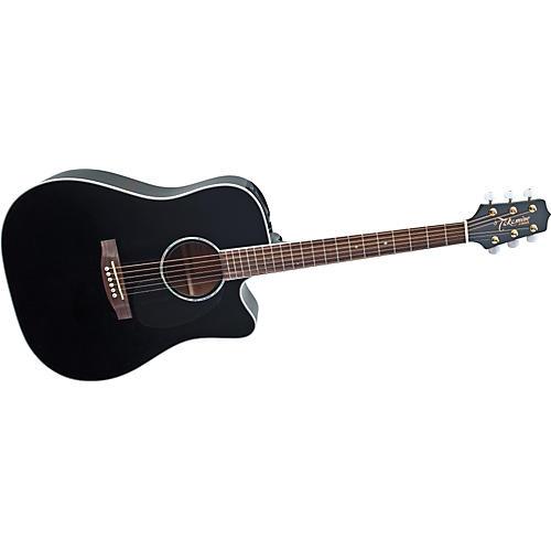 Takamine EG341SC Dreadnought Acoustic-Electric Guitar