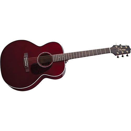 Takamine EG430S NEX Flame Maple Acoustic-Electric Guitar