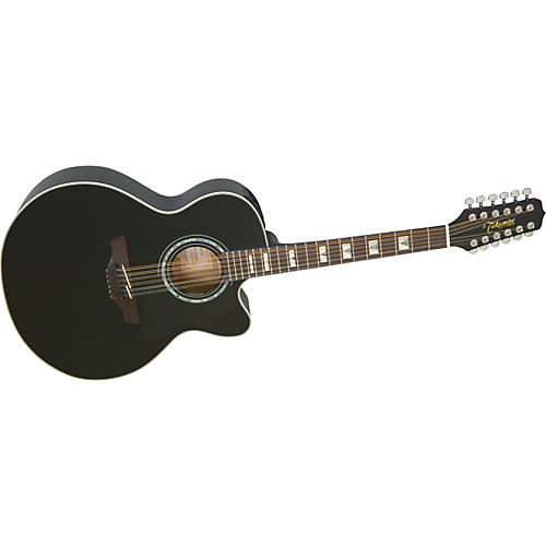 Takamine EG523SC12 12-String Acoustic-Electric Guitar