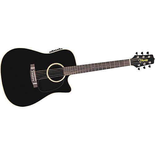 Takamine EG531SSC Dreadnought Acoustic-Electric Cutaway Guitar