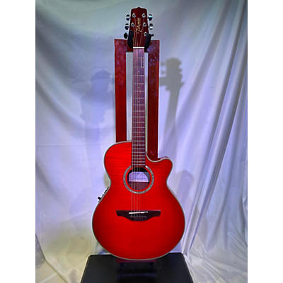 Takamine EG568C Acoustic Electric Guitar