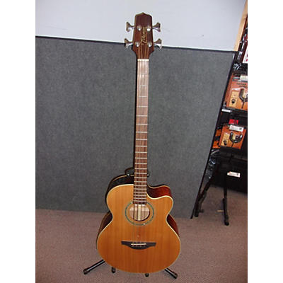 Takamine EGB255SC Acoustic Electric Acoustic Bass Guitar