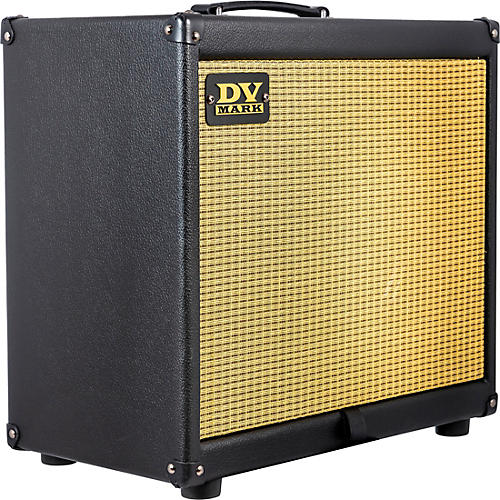 DV Mark EGC Raw Dawg 60 Eric Gales Signature 60W 1x12 Guitar Combo Amp Black and Gold