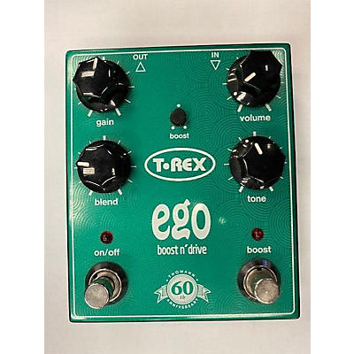 T-Rex Engineering EGO Overdrive & Boost Effect Pedal