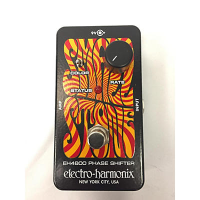 Electro-Harmonix EH4800 Small Stone Phase Shifter Effect Pedal