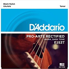 D'Addario EJ65T Pro-Arte Custom Extruded Tenor Nylon Ukulele Strings