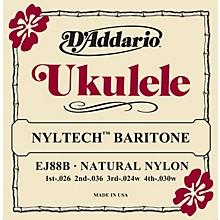 D'Addario EJ88B Nyltech Baritone Ukulele Strings