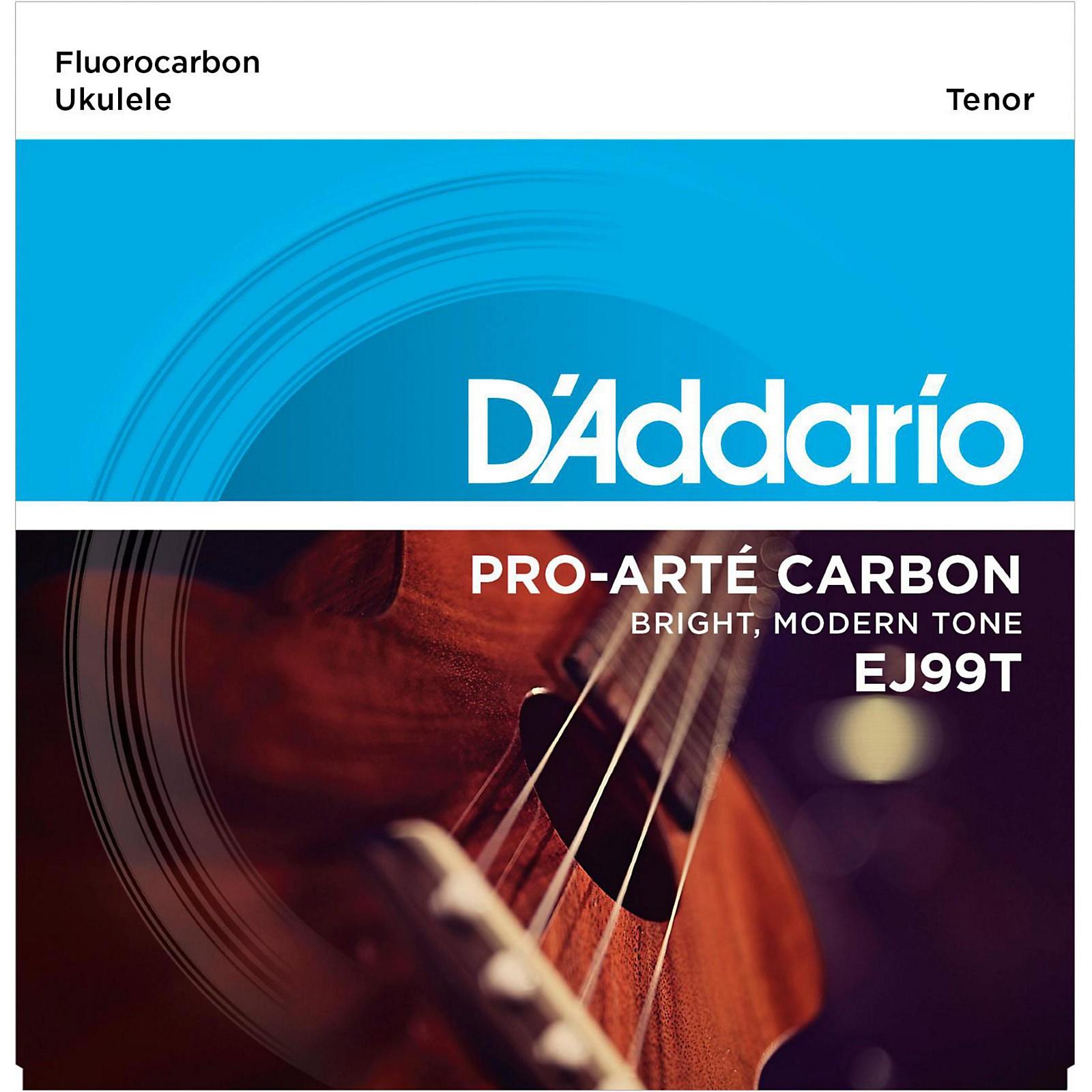 D'Addario EJ99T Pro-Arte Carbon Tenor Ukulele Strings
