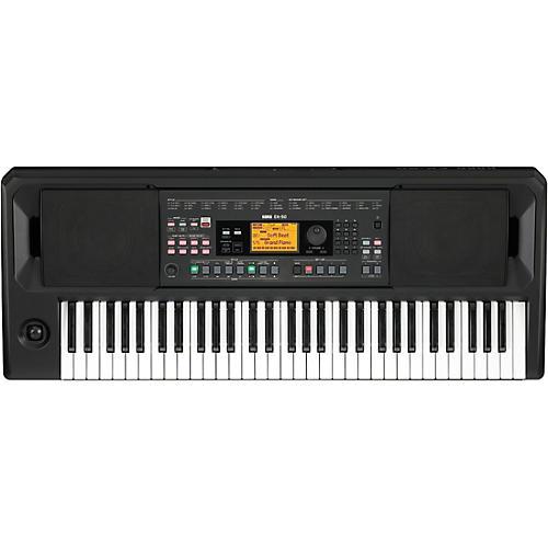 Korg EK-50 Entertainer Keyboard Condition 1 - Mint Black