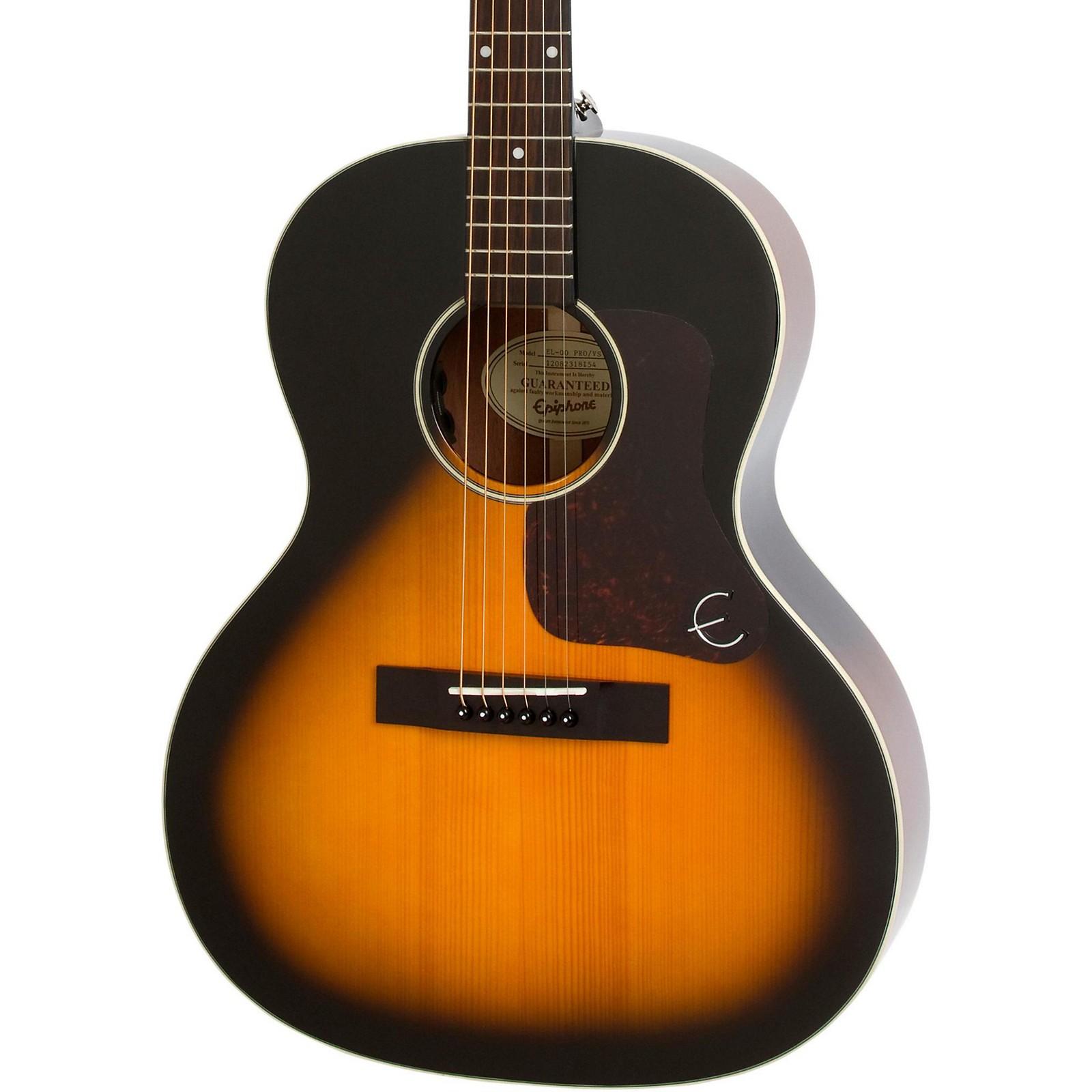 Epiphone EL-00 PRO Acoustic-Electric Guitar