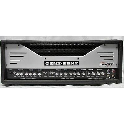 Genzler Amplification EL DIABLO 100 Tube Guitar Amp Head