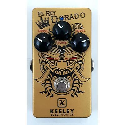 Keeley EL RAY DORADO Effect Pedal