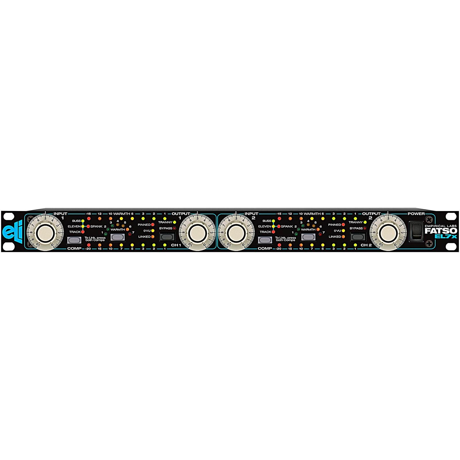 Empirical Labs EL7 Fatso Analog Tape Simulator and Optimizer