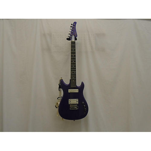Cort ELECTRIC GUITAR Solid Body Electric Guitar Purple