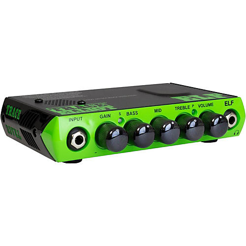 trace elliot elf 200w micro bass guitar amp head musician 39 s friend. Black Bedroom Furniture Sets. Home Design Ideas