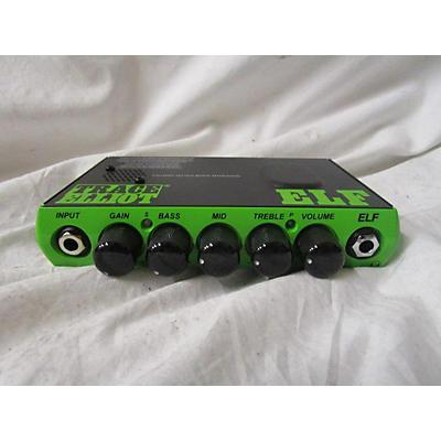Trace Elliot ELF 200w Ultra Light Bass Amp Head