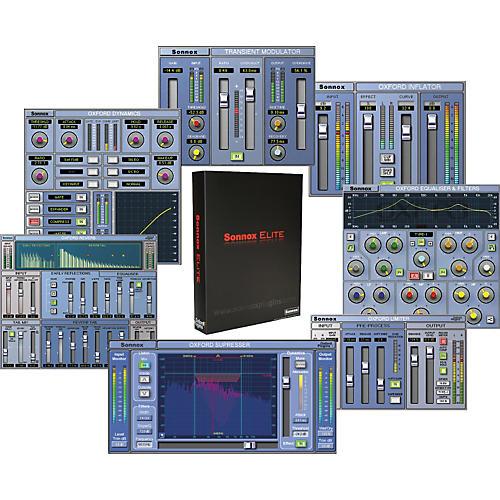 Sonnox ELITE Bundle HD / TDM Oxford Plug-Ins