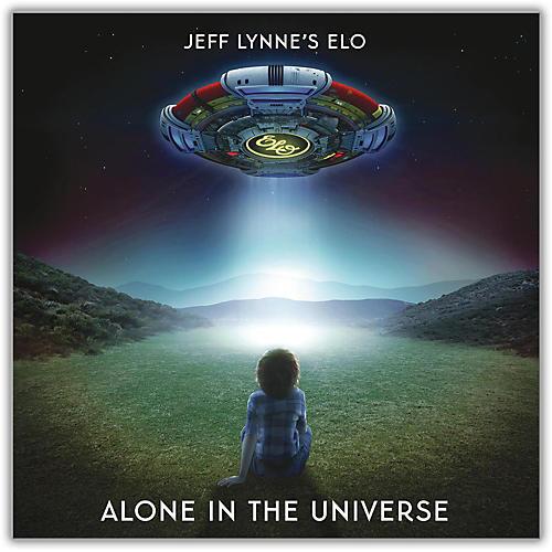 Sony ELO - Jeff Lynne's ELO Alone In the Universe Vinyl LP