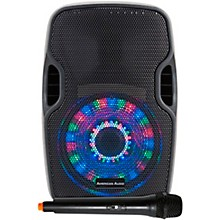 Open Box American Audio ELS 8 GO LTW Portable Battery-powered 8 in. PA Speaker with LEDs and Mic