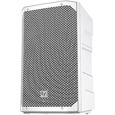 """Electro-Voice ELX200-10P-W 10"""" 1,200W Powered Speaker, White"""