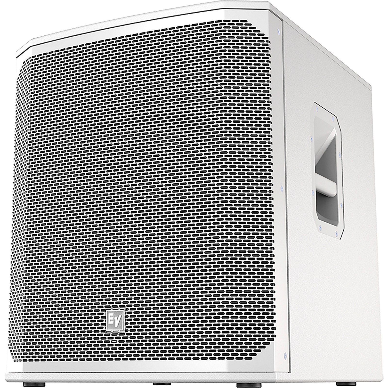 Electro-Voice ELX200-18SP-W 18″ 1,200W Powered Subwoofer, White