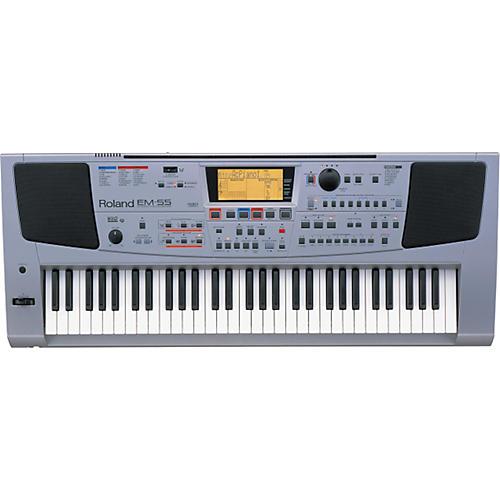 Roland EM-55 61-Key Interactive Keyboard