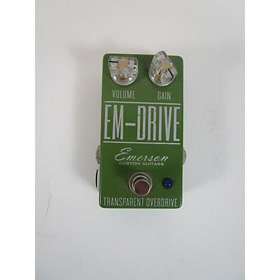 Emerson EM DRIVE Effect Pedal