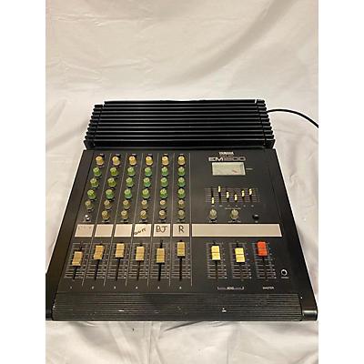 Yamaha EM1600 Powered Mixer