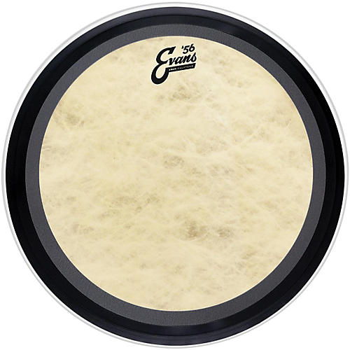 Evans EMAD Calftone Tom Head for Floor Tom Conversion 16 in.