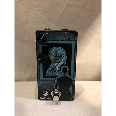 Walrus Audio EMISSARY PARALLEL BOOST Effect Pedal