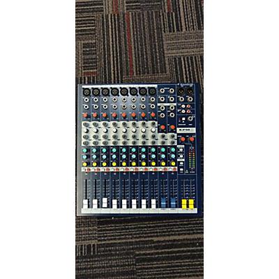 Soundcraft EMP Powered Mixer