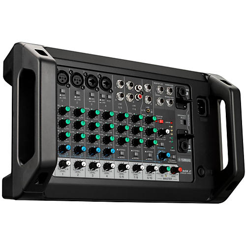 Yamaha EMX2 10-Input Powered Mixer with Dual 250 Watt Amp Condition 2 - Blemished  194744315114