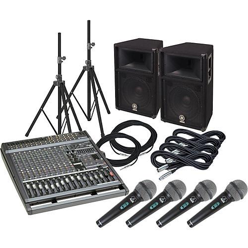Yamaha EMX5000-12/S115V PA Package