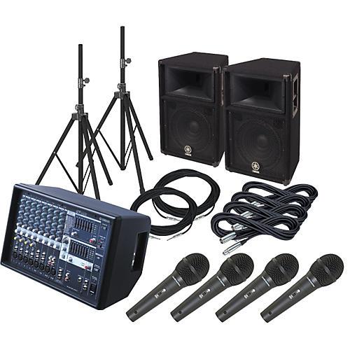 Yamaha EMX512SC / S115V PA Package