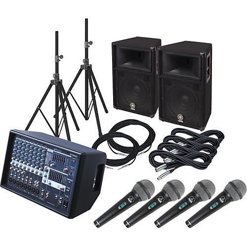 Yamaha EMX512SC-S115V PA Package