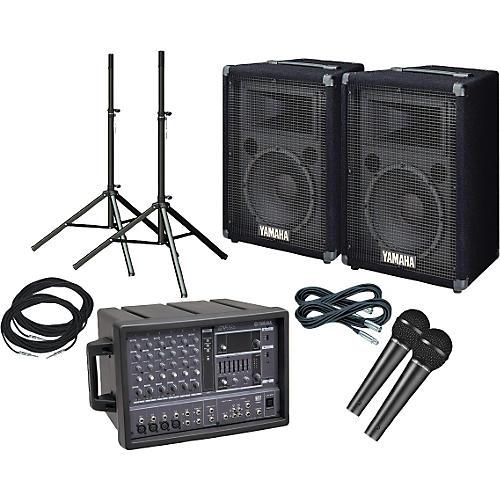Yamaha EMX62M/S10E PA Package