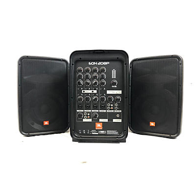 JBL EON 208P Sound Package