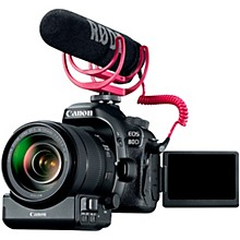 CANON EOS 80D Video Creator Kit with EF-S 18–135 mm lens