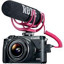 CANON EOS M6 (Black) Video Creator Kit
