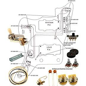 Astonishing Allparts Ep 4135 000 Wiring Kit For Jazzmaster Musicians Friend Wiring Digital Resources Instshebarightsorg