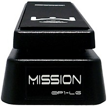 Open Box Mission Engineering EP1-L6-BK Expression Guitar Pedal for Line 6