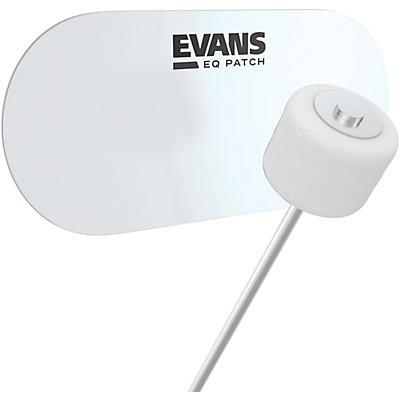 Evans EQ Double Bass Drum Patch