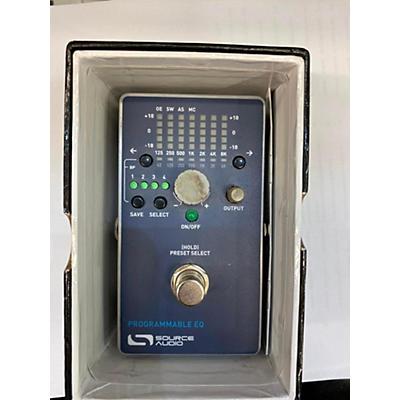 Source Audio EQ Pedal