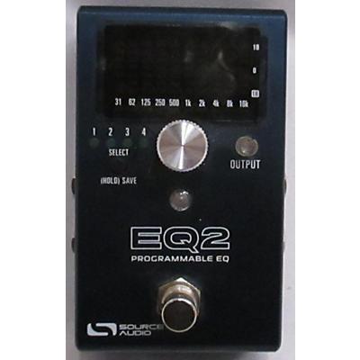 Source Audio EQ2 Pedal
