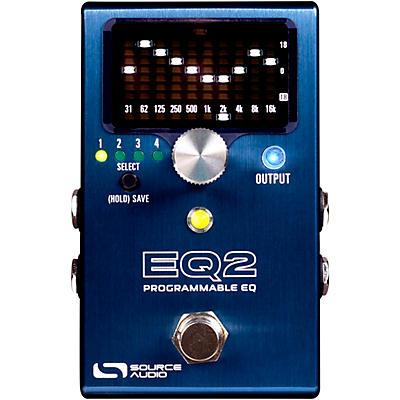 Source Audio EQ2 Programmable EQ Pedal